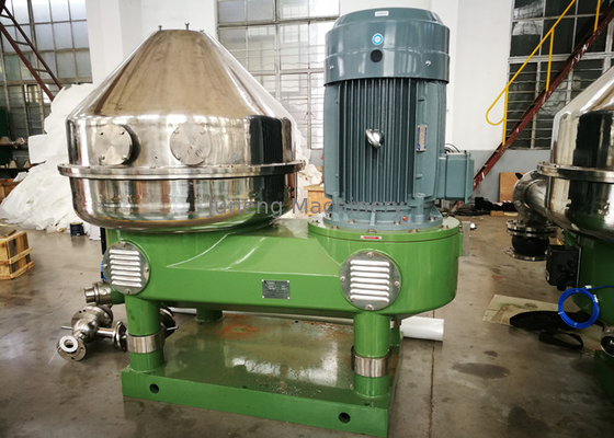 Potato Starch Centrifugal Separators Machine 30 Nozzles Disc Stack SS 304