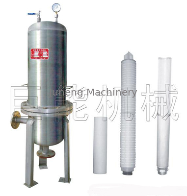 Energy Saving Candle Filters Purification Application,Beverage and Foodstuff Filter